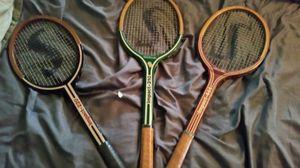 Vintage tennis racket for Sale in Mableton, GA
