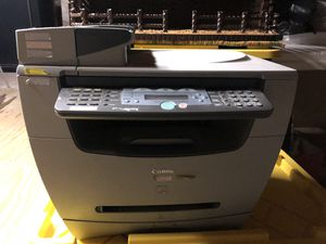 Canon ImageGlass MF5770 Fax Copy Scanner Printer Legal or Letter Size for Sale in Huntington Beach, CA
