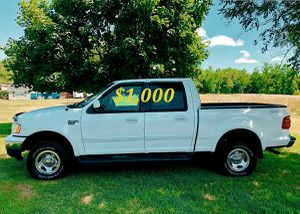 ⭐URGENT Price is $1,000 Selling my 2002 Ford F-150 XLT ECOBOOST ⭐ for Sale in Oklahoma City, OK