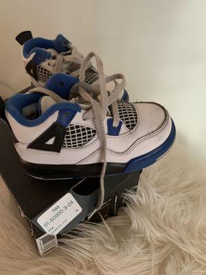 Jordan 4 retro for Sale in Pasadena, CA
