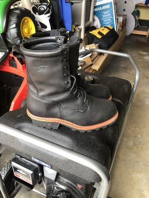 Red wing boots for Sale in Atco, NJ