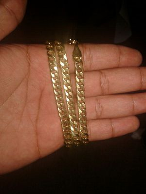 gold chain for Sale in Salinas, CA