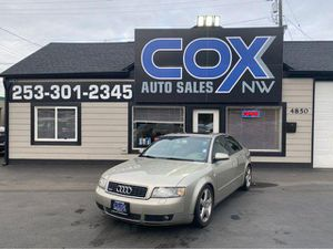 2005 Audi A4 for Sale in Tacoma, WA