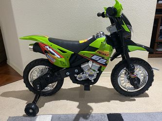 Brand new kids ride on motorcycle dirt bike 6v electric for Sale in Portland,  OR