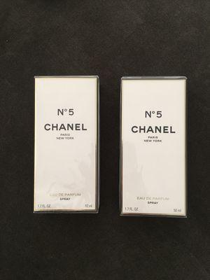 Vintage Chanel No 5 Paris New York perfume for Sale in Phoenix, AZ