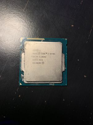 I7-4770S 3.10GhZ for Sale in Farmers Branch, TX