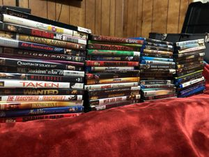 Lot of 220 DVDs. Movies, TV, Movie for Sale in Alexandria, VA