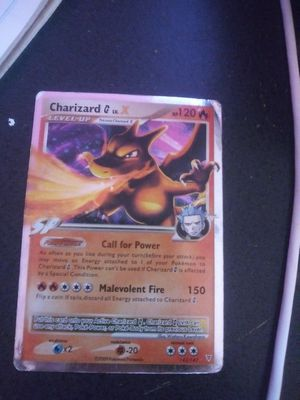Charizard G Lv.X-Holo Foil for Sale in Jonesboro, GA