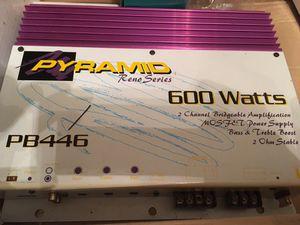 Pyramid 600 watts Amp for Sale in Fairfax, VA