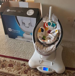 4Moms Mamaroo Baby Swing for Sale in Falls Church, VA