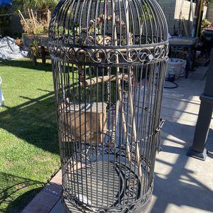 Bird Cage / Parrot Cage / Big Bird Cage for Sale in Hacienda Heights, CA