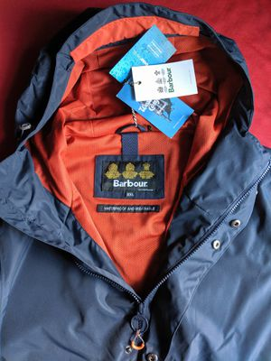 $300 Barbour Foxtrot Waterproof Breathable Jacket - BRAND NEW WITH TAGS - Size XXL for Sale in Gaithersburg, MD