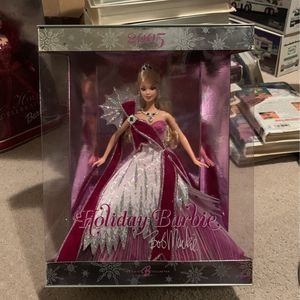 2005 Holiday Barbie for Sale in Metuchen, NJ