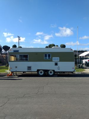 Travel Trailer 1970 Ideal for Sale in Hacienda Heights, CA