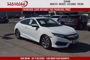 2018 Honda Civic Coupe for Sale in Los Banos, CA