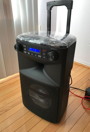 ION Block Party Ultra Speaker Karaoke PA for Sale in Glenview, IL