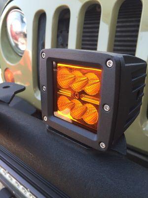 "Amber led light bar 4"" 24W pods for Sale in Bonita, CA"