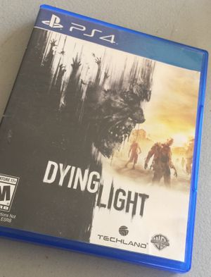 Dying light for Sale in Modesto, CA