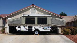 2014 Pop Up Camper- Towable Folding Tent Trailer NV Title for Sale in Las Vegas, NV