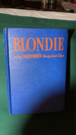 Blonde and Dagwood for Sale in Lake Forest, IL
