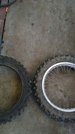 Dirt bike tires for Sale in Union City, CA