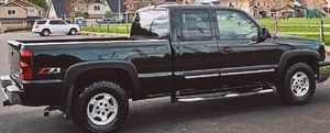 GOOD SHAPE 2003 CHEVROLET SILVERADO LT 1500 NICE TRUCK for Sale in Phenix City, AL