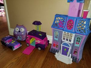Vampirina toy lot for Sale in Whittier, CA