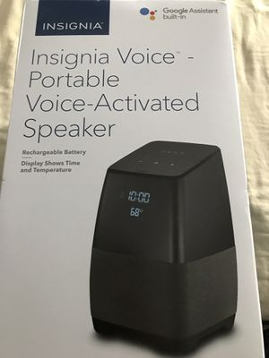 Insignia Bluetooth speaker for Sale in Centreville, VA