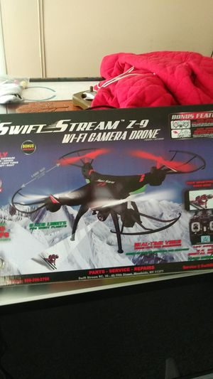 brand new drone used it once for Sale in Pittsgrove Township, NJ