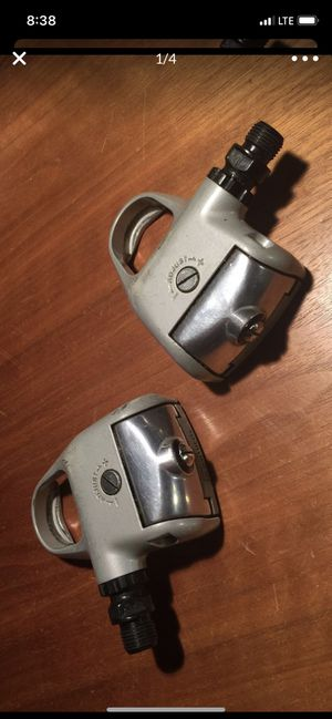 Road bike shimano pedals for Sale in Redwood City, CA