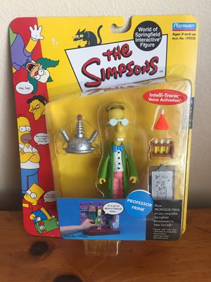 THE SIMPSONS Professor Frink Series 6 for Sale in Aliso Viejo, CA