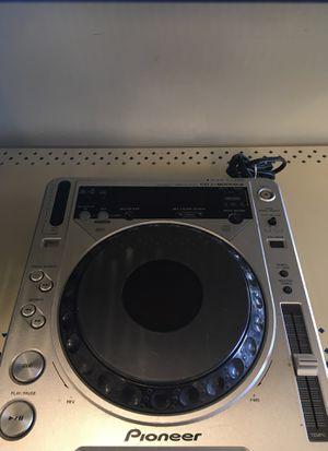 Pioneer Electronic DJ Equipment for Sale in Providence, RI