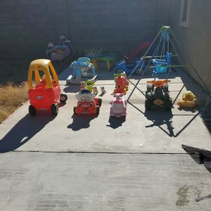 Nercery Playing Toys For Kids Under 5 for Sale in Phoenix, AZ