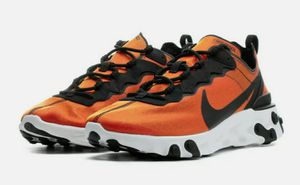 Nike React Elemnt 55 Premium SU19 Men's Size 9.5 Running Shoes BQ9241 001 for Sale in Fountain Valley, CA