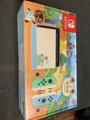 Limited Edition - Nintendo Switch Animal Crossing New Horizons Edition- Brand New for Sale in Arcadia, CA