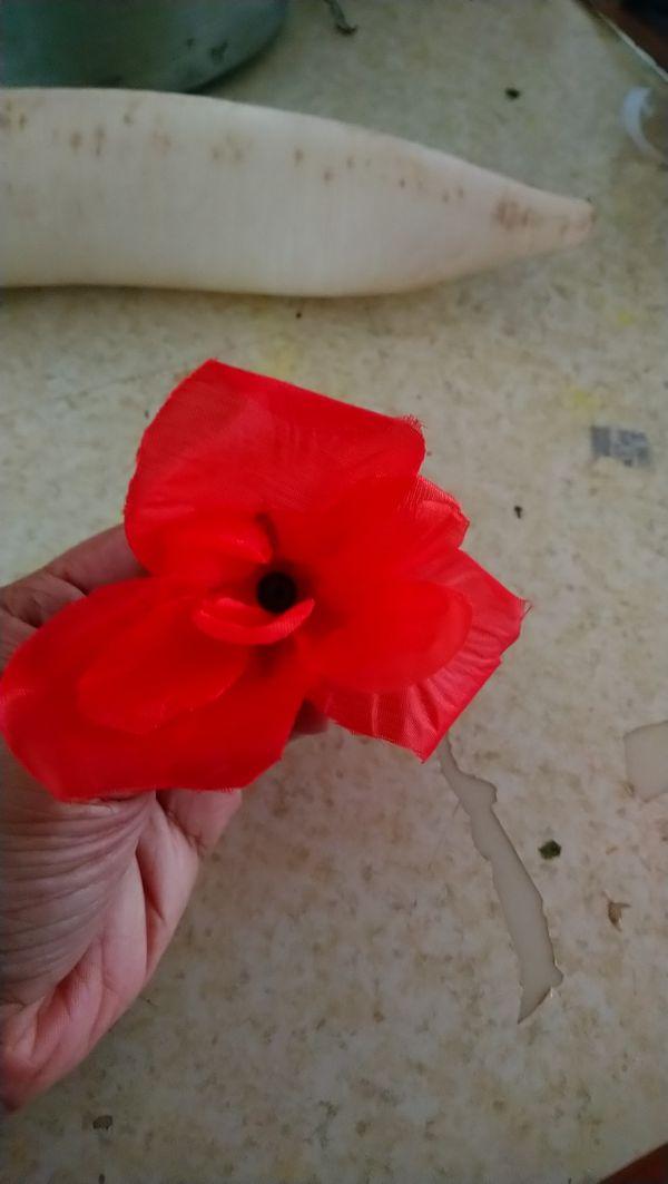 Artificial silk flower 50 heads