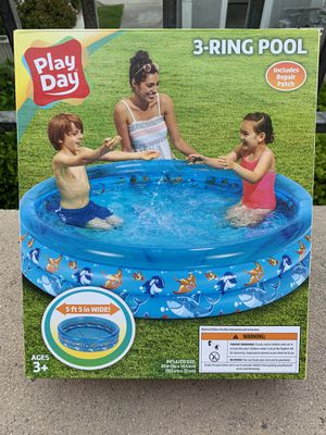 NEW POOLS 5.5 FEET WIDE BRAND NEW IN BOX SEALED EASY SET UP LAST ONE for Sale in Buena Park, CA