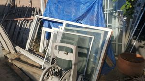 Free windows for house and sliding door for Sale in Anaheim, CA