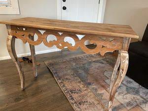 Entryway table- console for Sale in Damascus, OR