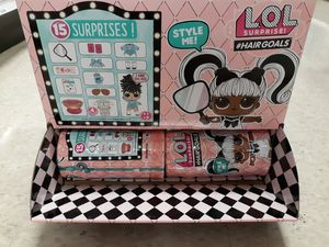 LoL dolls hairgoals series 1 for Sale in Columbus, OH