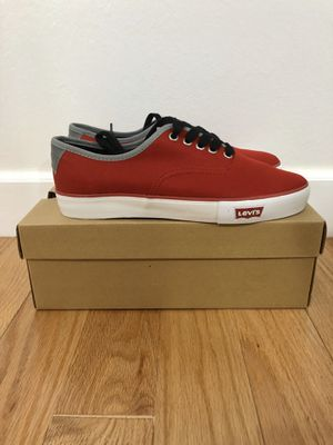 New Levi's Jordy Energy Red sz 8 for Sale in San Francisco, CA