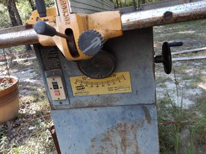 Table Saw for Sale in Raeford, NC