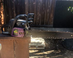 "Poulan Wild Thing Chainsaw 40cc 18"" for Sale in Oceanside, CA"