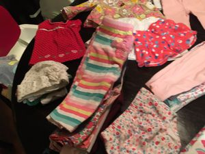 Baby girl clothes size 6-18 for Sale in Mill Creek, WA