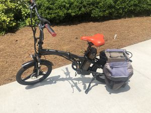 Electric Bike only 1.5 years old for Sale for sale  Atlanta, GA