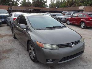 2006 Honda Civic Cpe for Sale in Tampa, FL