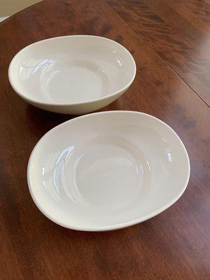 "Pfaltzgraff Cappuccino 10"" Oval Vegetable Serving Bowl Mint condition for Sale in Arlington, VA"