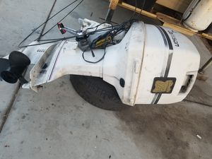 Evinrude outboard motor 120 hp for Sale in Perris, CA