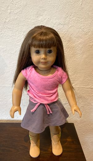 American girl doll in excellent condition for Sale in Florham Park, NJ