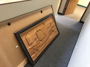 FREE Awesome wood carving - and other stuff for Sale in West Linn, OR